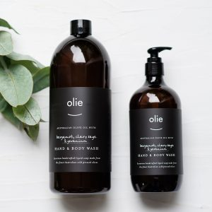 Olieve and Olie Wash