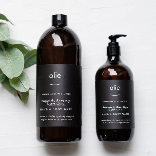 Olieve and Olie Wash