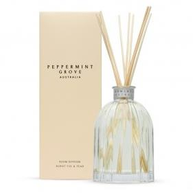 Peppermint Grove - Diffuser 350ml - Burnt Fig & Pear