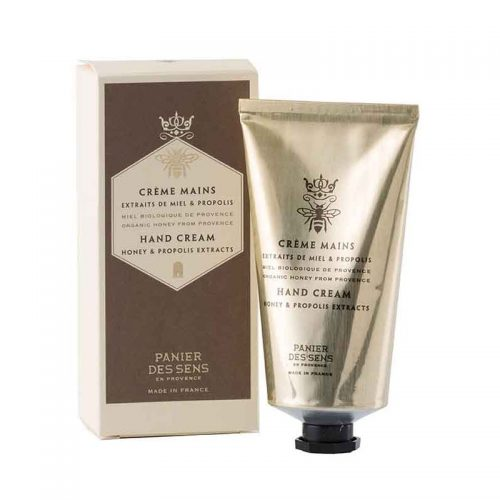 French regenerative honey hand cream